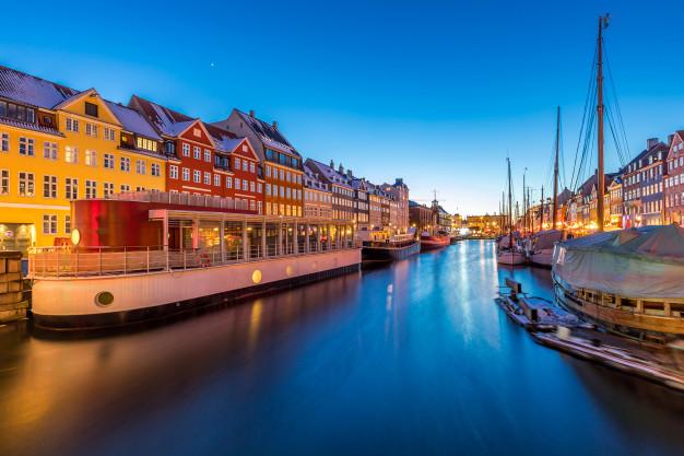 Mitt liv i Köpenhamn