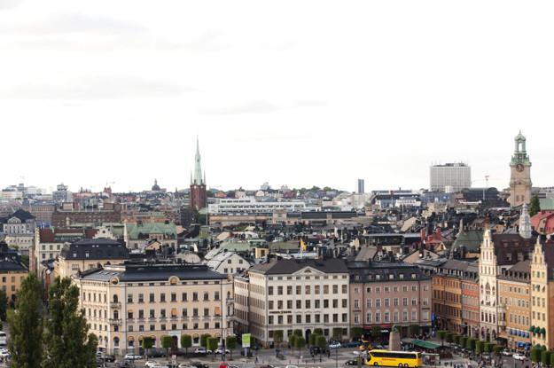 Mitt första inlägg – Stockholm stad